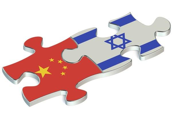 ישראל וסין - הפאזל גדול מסך חלקיו. אילוסטרציה: BigStock