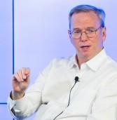 """אריק שמידט, גוגל: """"אני מודאג שלישראל, אומת הסטארט-אפ, קמו מתחרות"""""""