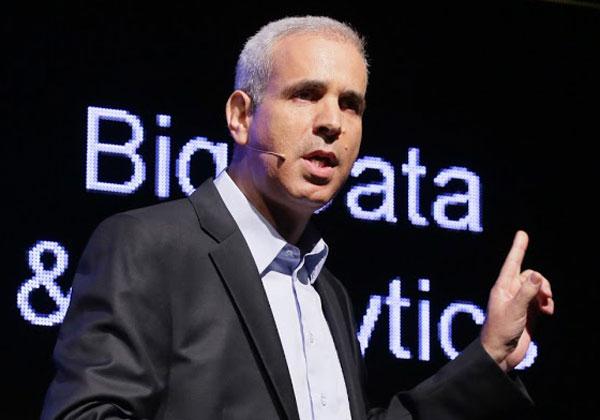 הראל יפהר, מנכ''ל AWS ישראל. צילום: איל גזיאל ותומר פולטין