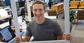 """מארק צוקרברג, מנכ""""ל ומייסד פייסבוק. צילום: העמוד האישי"""