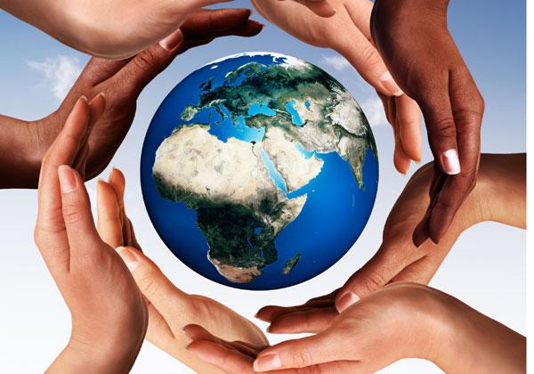 לא לצרוך סתם = לשמור על כדור הארץ ודיריו. אילוסטרציה: BigStock