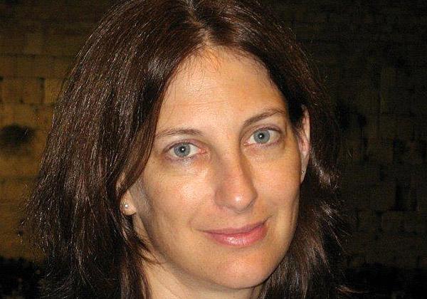 """רונית לפידור-בלו, מנכ""""לית SAS ישראל"""
