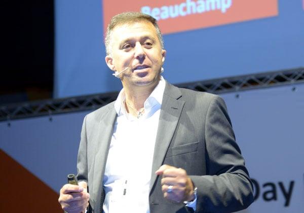 יורם אלול, מנהל פעילות BMC בישראל ובמזרח אירופה. צילום: ליאת מנדל