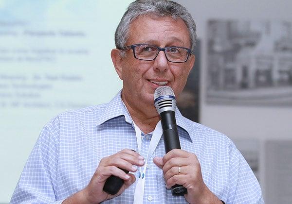 זוהר פרל, מנהל חטיבת חטיבת ברודקום-תוכנה ב-NessPRO, קבוצת מוצרי התוכנה של נס וסמנכ''ל בכיר בנס. צילום: ניב קנטור