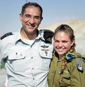 חיל הקשר: הבת הולכת בעקבות אביה