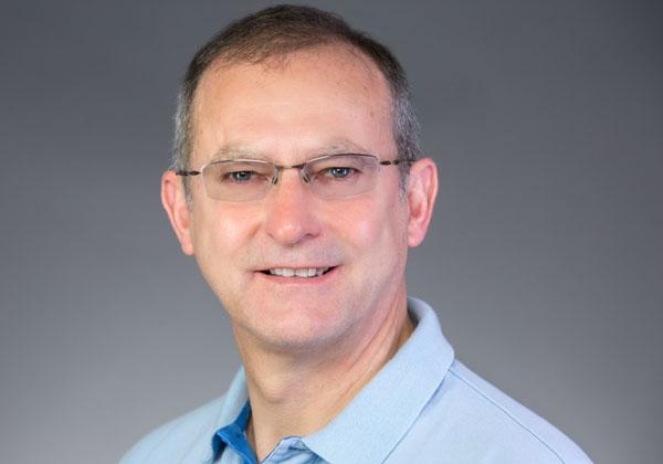 """דיוויד קלי, סגן נשיא לתחום אבטחת מערכות תקשורת אלחוטית בפורטינט לאזור EMEA. צילום: יח""""צ"""