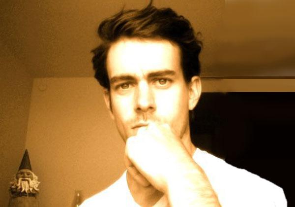 "ג'ק דורסי, ממייסדי טוויטר ומנכ""ל החברה. צילום: טוויטר"