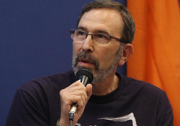 פרופ' גדי אריאב, ראש המרכז לחקר עסקים גלובליים באוניברסיטת תל אביב. צילום: קובי קנטור