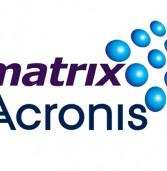 מטריקס הטמיעה באופק טכנולוגיות פתרונות גיבוי של אקרוניס