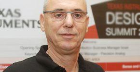 משה הלל, מנכ''ל משותף של טקסס אינסטרומנטס ישראל. צילום: ניב קנטור