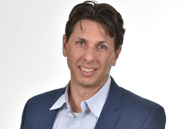 שרון נימירובסקי, מנכ''ל WHITE-HAT. צילום: נדב כהן