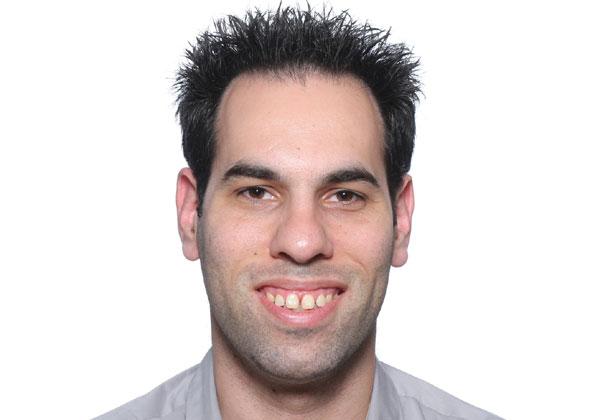 יאיר זרצקי, ארכיטקט פתרונות, וריטאס ישראל