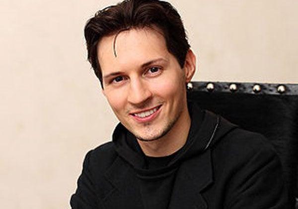 פאבל דורוב, מייסד VK וטלגרם. צילום: ניק לובושקו, מתוך ויקיפדיה