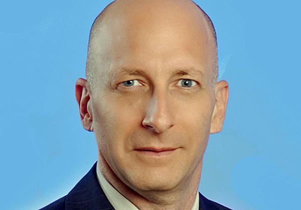 """אופיר בר און, סמנכ""""ל שיווק ומכירות באלעד מערכות. צילום: עמי ארליך"""