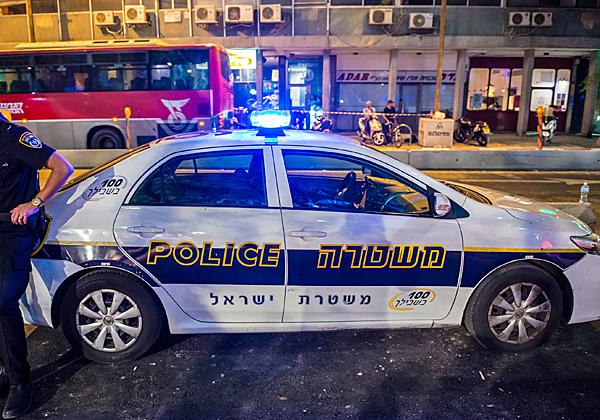 משטרת ישראל. צילום אילוסטרציה: BigStock