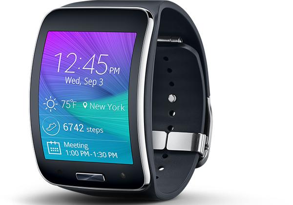 ה-Samsung Gear S הבא - יתבסס בכלל על Wear OS של גוגל? צילום: אתר החברה