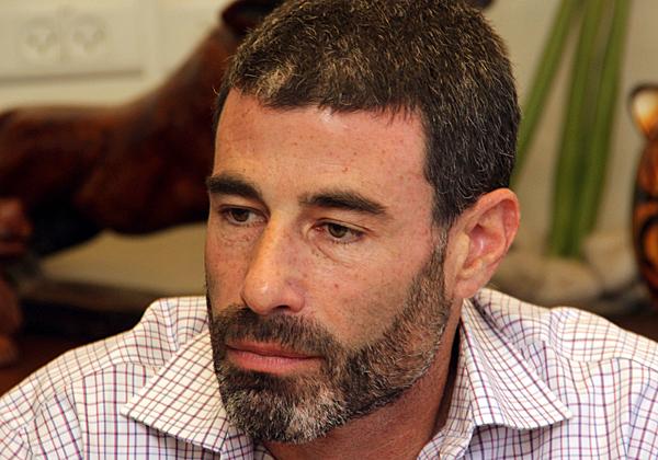 גון קמני, מנהל חטיבת אבטחת המידע והסייבר בווי אנקור. צילום: יניב פאר