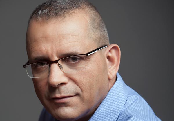 """מוטי אלמליח. ממנכ""""ל בזק בינלאומי - למנהל התפעול הראשי של החברה. צילום: ורדי כהנא"""