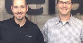 """משמאל לימין: שי ברין, סמנכ""""ל הכספים של סיטרה, ואיל גרייפנר, מנכ""""ל משותף בנטקלאוד. צילום: יח""""צ"""