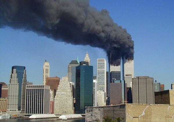 ה-11 בספטמבר - גם של עולם ההמשכיות העסקית. צילום: מייקל פוראן, מתוך ויקיפדיה