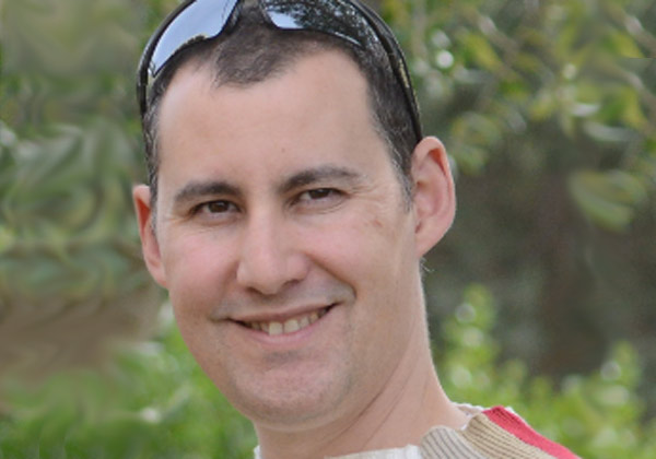 צחי הדר, מנהל הפיתוח של GIV Solutions. צילום: רותם ברק
