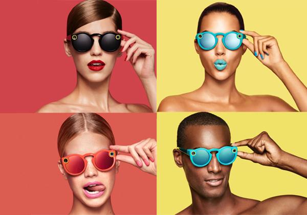 לא הרעיש עולמות. הדגם הראשון של ה-Spectacles של סנאפ. צילום: אתר החברה