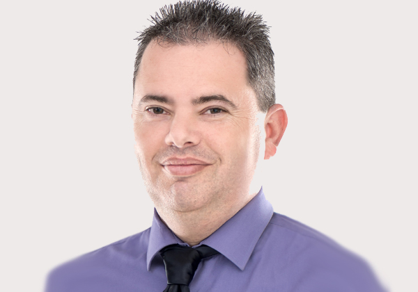 """דוד פלדמן, מנכ""""ל Cybonet"""