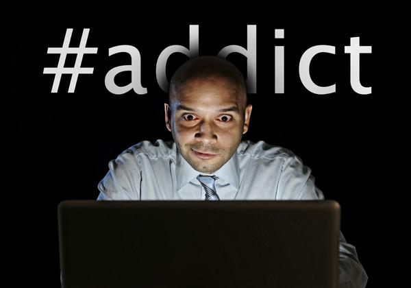 קווים לדמותה של ההתמכרות לרשתות החברתיות. צילום אילוסטרציה: BigStock