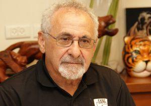דניאל ארנרייך, מומחה אבטחת מידע. צילום: יניב פאר