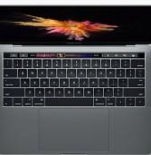 אפל השיקה מחשבי MacBook חדשים – עם פס מגע דיגיטלי
