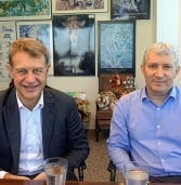 באו לבקר במאורת הנמר: פבריציו לנדיני ודורון קרופמן, APC מבית שניידר אלקטריק
