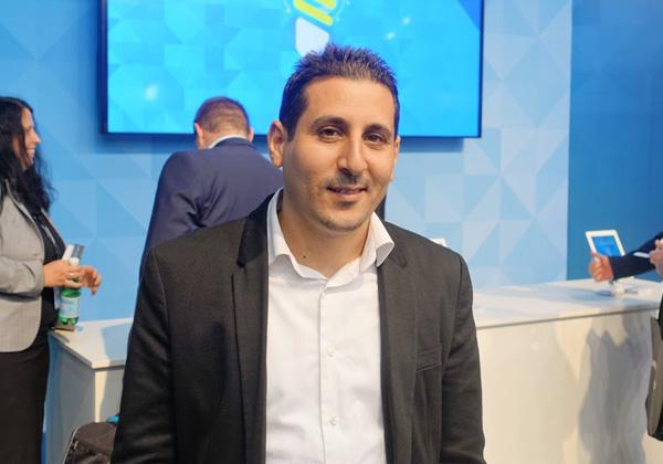אופיר זמיר, מנהל טכנולוגי אזורי בכיר ב-VMware. צילום: פלי הנמר