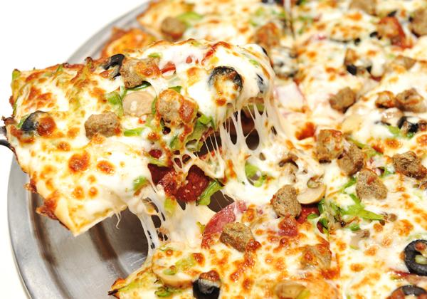 עם שליח או בלעדיו - הפיצה תגיע בסופו של דבר. אילוסטרציה: BigStock
