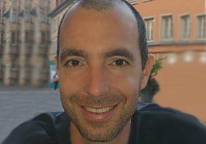 """שלומי הלוי, מנהל מכירות אזורי באינפינידט. צילום: יח""""צ"""