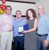 ERP וחיוכים במפגש מועדון ה-100 של Intentia