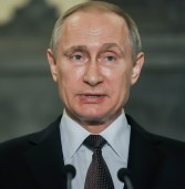 """לא בדיחה: פוטין הטריל את ארה""""ב והציע הפסקת אש בסייבר"""