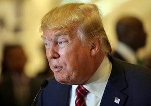 נשיא ארה''ב, דונלד טראמפ. צילום: BigStock