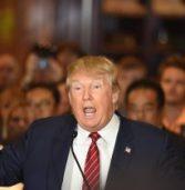 """טראמפ התקיף את אמזון והוושינגטון פוסט על שלא שילמו """"מסי אינטרנט"""""""