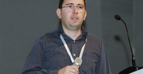 """ד""""ר נועם קוריאט, מנהל אגף מערכות מידע, דיגיטל וניו-מדיה במשרד התיירות. צילום: ניב קנטור"""