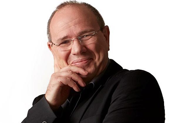 """עו""""ד ישראל פישר, מקים Otica.ai. צילום: יח""""צ"""