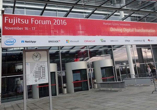 Fujitsu Forum 2016. צילום: פלי הנמר