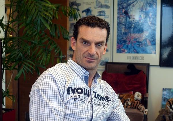 """בא לבקר במאורת הנמר: פול גלנד, סמנכ""""ל השיווק של בנדא"""