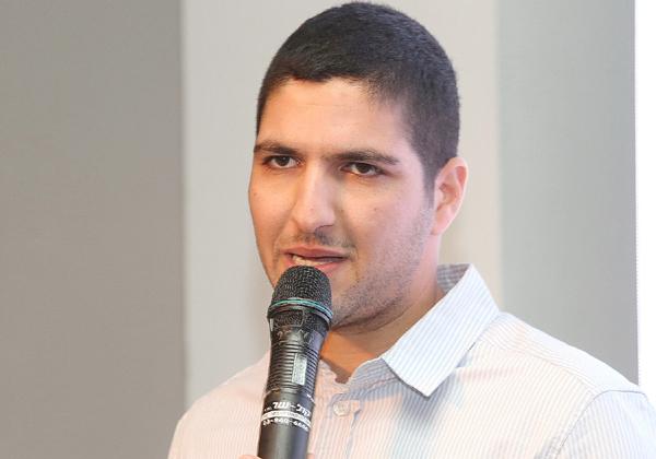 רון שבתאי, מנהל תחום צרכני, לנובו ישראל. צילום: קובי קנטור