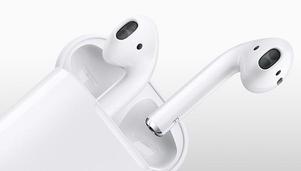 אוזניות 2 AirPods של אפל ידעו לעקוב אחרי בריאות המשתמש