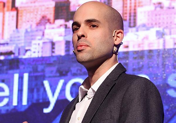 """ארן אראל, סמנכ""""ל טכנולוגיות, סיסקו ישראל. צילום: ניב קנטור"""