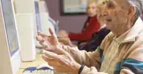 טכנולוגיה - לבני כל הגילאים. צילום אילוסטרציה: BigStock