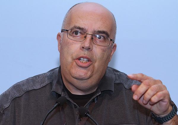 """בועז דולב, מנכ""""ל קלירסקיי. צילום: ניב קנטור"""