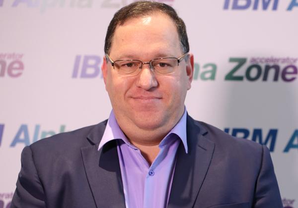 דרור פרל, מנהל חטיבת מנהל חטיבת GTS ביבמ ישראל. צילום: טליה אלק