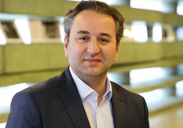 אוליביה אלבז, סגן נשיא מכירות Salesforce, ישראל, מזרח ומרכז אירופה. צילום: עומר שטיין
