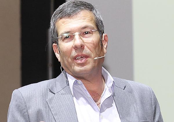 גלעד רבינוביץ', לשעבר מנכ''ל EDS המזה''ת ולשעבר מנכ''ל מלם. צילום: ניב קנטור